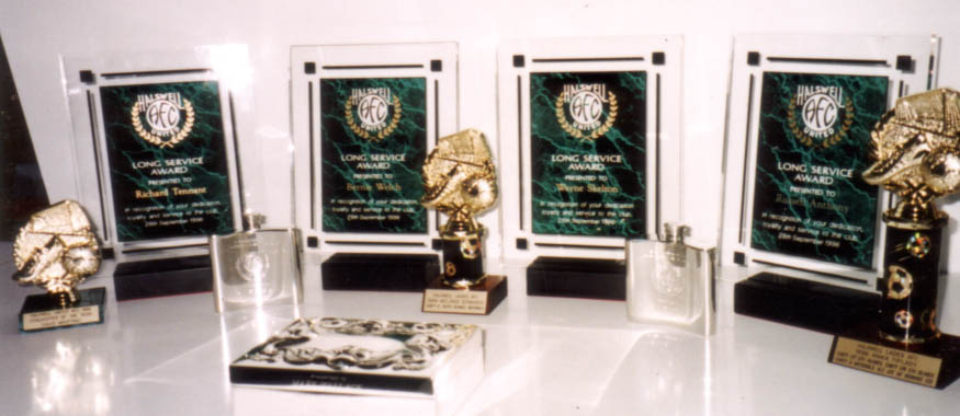 Plaques and Figures